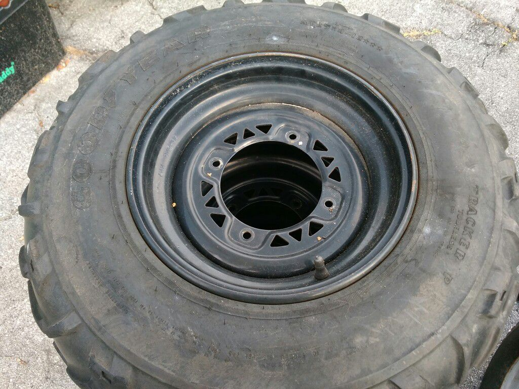 Goodyear ATV tires