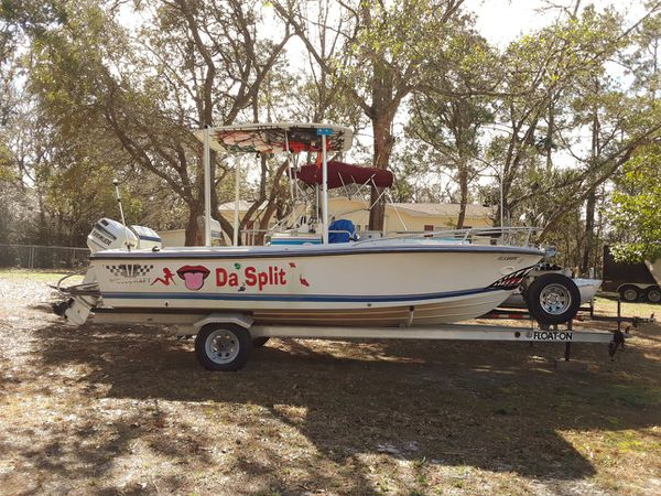 2001 welcraft boat