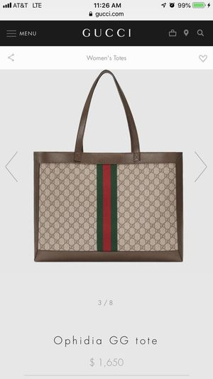 e2a5e8d21 New and Used Gucci tote for Sale in Chicago, IL - OfferUp