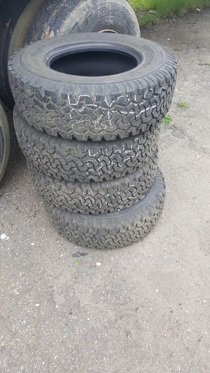 New And Used Tires For Sale In Maryland Offerup