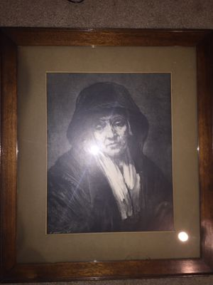 OLD DUTCH ART - REMBRANDT for Sale in Oak Grove, OR