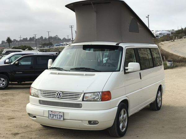 2003 VW EuroVan Weekender (Westfalia Pop-Top) for Sale in Santa Ana, CA -  OfferUp