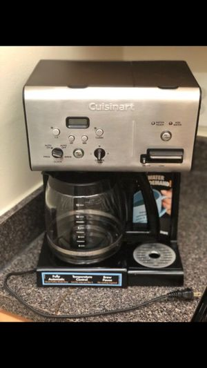 Cuisinart® Coffee Plus™ 12-Cup Programmable Coffee Maker with Hot Water System for Sale in Washington, DC