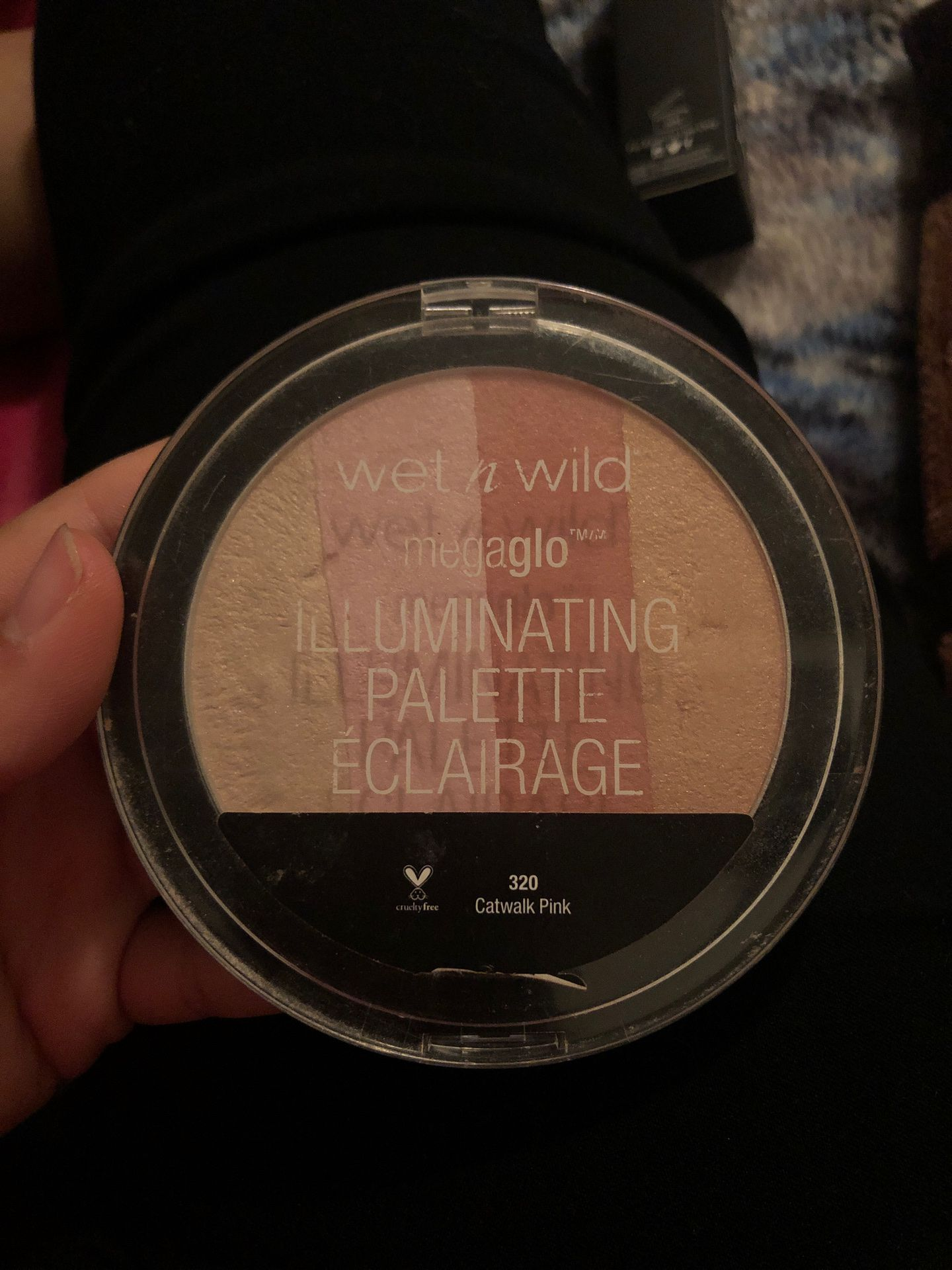 Wet n wild highlight palette