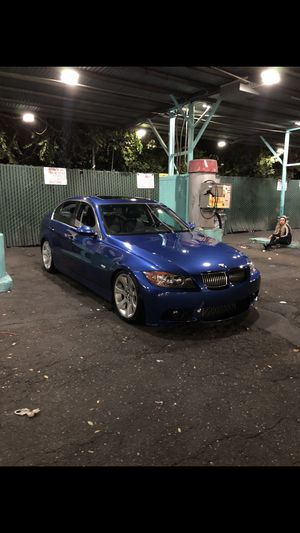 Blacked out BMW 5 series for Sale in Fort Lauderdale, FL