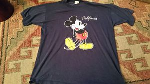 Vintage (80s)Mickey Mouse T shirt size large for Sale in Montgomery Village, MD