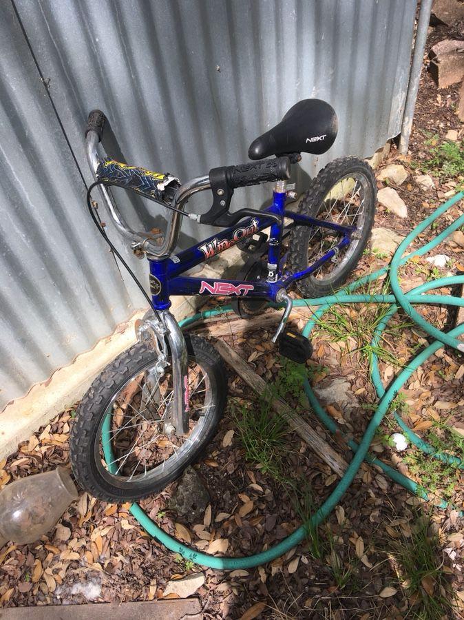 Bike size d kid