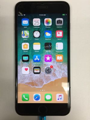 iPhone 6s plus 64gb 100% unlocked like new for Sale in Takoma Park, MD