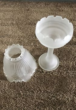 Candelite glass globe Thumbnail