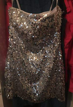 Sequins dress NEW! Size 8 for Sale in Falls Church, VA