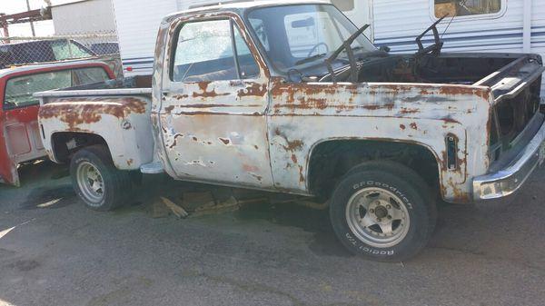 1978 chevy truck stepside