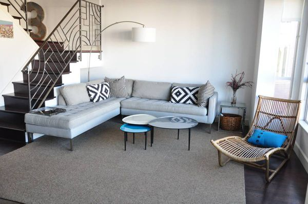 Blu Dot Paramount Sectional Couch || Gray for Sale in San Francisco, CA -  OfferUp