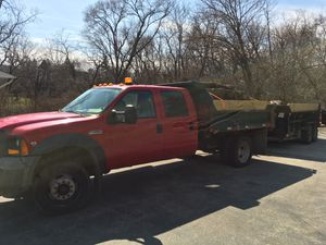 Photo Ford F450 super duty dump truck $7,600 OBO
