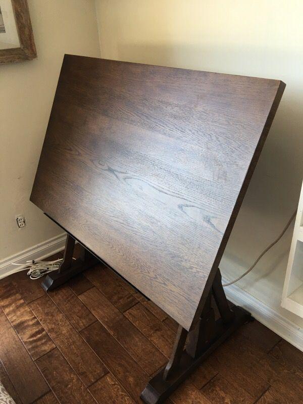 Furniture Menlo Park Collection Drafting Desk For In La Verne Ca Offerup