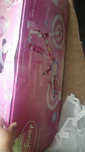 "Girls Disney princess 16"" Huffy Bike for Sale in Washington, DC"