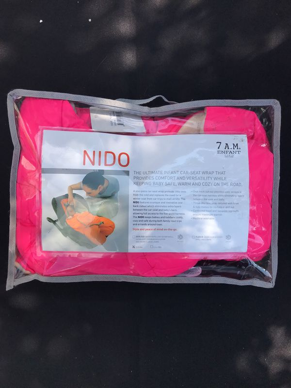 15f9d28f6 Nido Infant Car Seat Wrap for Sale in Birmingham