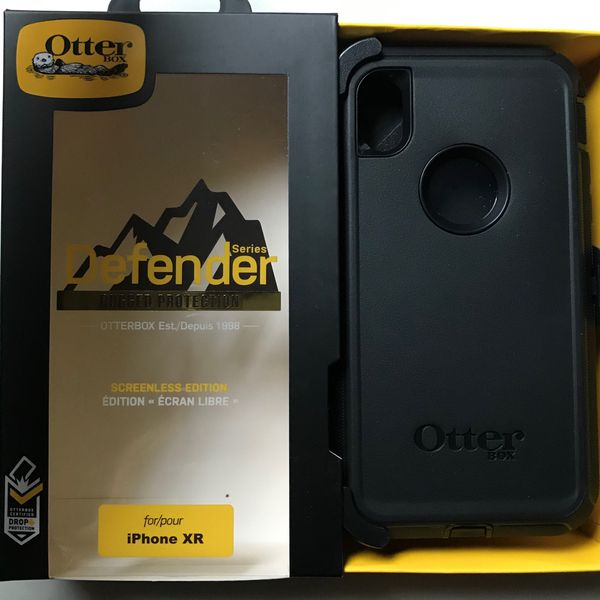 promo code bfcde 7d7d2 iPhone XR otterbox defender case for Sale in Los Angeles, CA - OfferUp