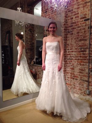 Norman S Size 6 Lace Wedding Dress For In Springfield Mo