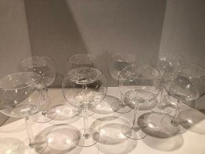 Photo Princess House balloon wine glasses