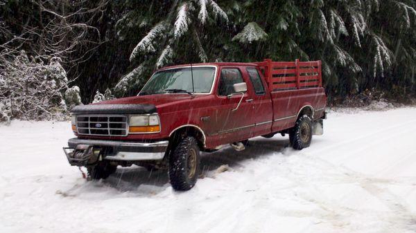 1994 f250 diesel