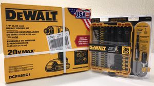 Dewalt tool sets for Sale in Houston, TX