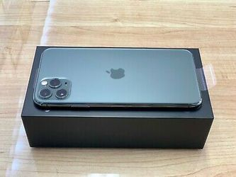 IPhone 11 pro max 256gb unlocked Space Grey.... Free Delivery Thumbnail