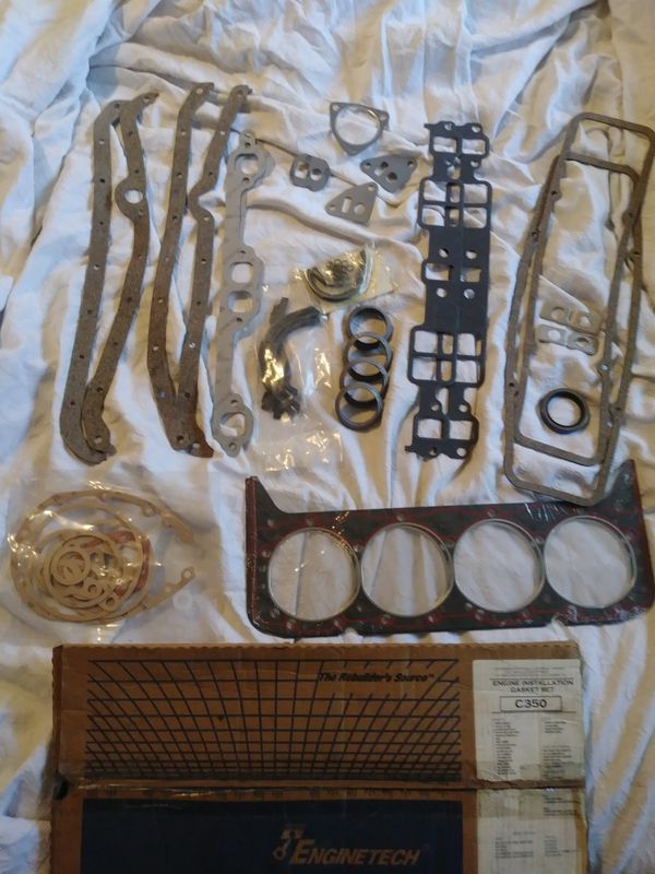 Chevy 350 Engine Rebuild Gasket Set For Sale In Seattle Wa Offerup