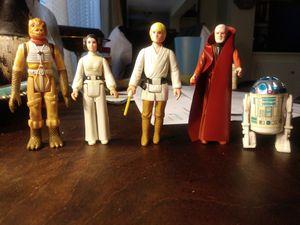 1977 Original Star Wars Figurines for Sale in Atlanta, GA