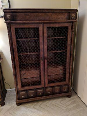 Antique wood dresser for Sale in Alexandria, VA