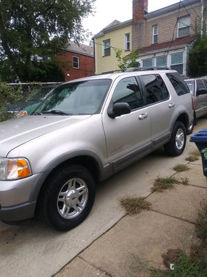 Ford Explorer for Sale in Temple Hills, MD