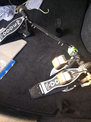 DW double bass pedal for Sale in Henrico, VA