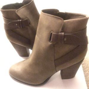 New Designer Leather Boots • Aldo • Size 11 • Booties for Sale in Washington, DC