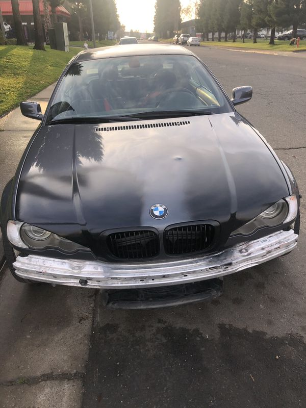 Custom Made Boser Hood For E46 Coupe Or Convertible For Sale In Sacramento Ca Offerup