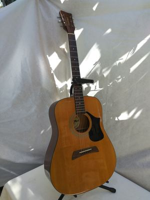 Photo First act, preowned guitar $60.