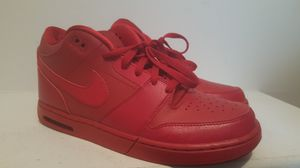 Nike Stepback Red Mens 10 for Sale in Richmond, VA