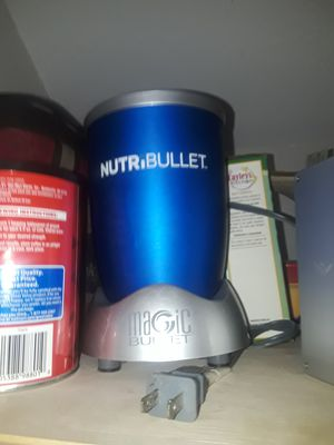 Nutribullet emulsifier for sale  Skiatook, OK