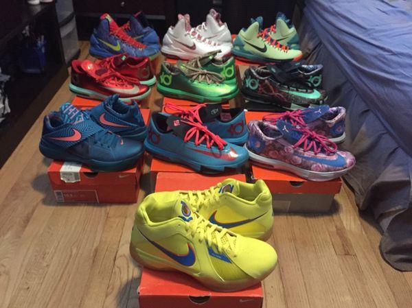 6e06e9e430fa Nike KD size 10.5   11 for Sale in Los Angeles
