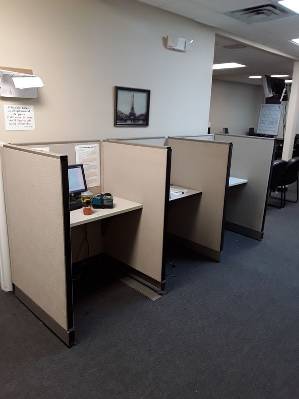Cubicles And Desk For Sale In Fort Lauderdale Fl Offerup