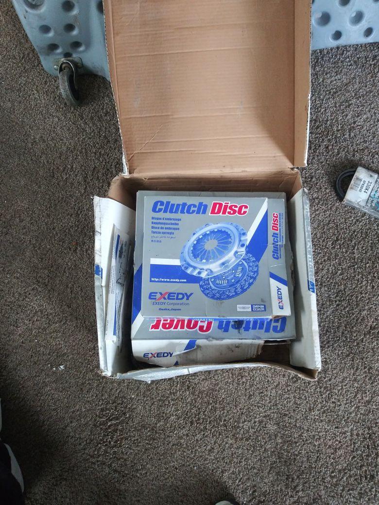 B series clutch