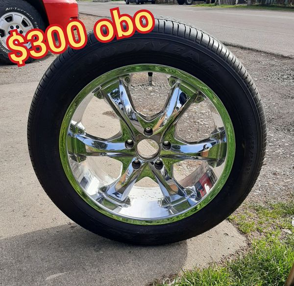 20 Inch Rims And Tires For Sale In Portland, OR