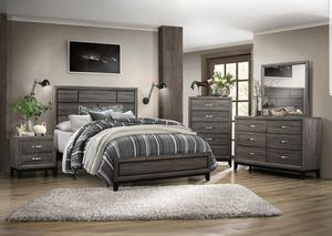 4-Pc Queen size bedroom set. Special offer for Sale in Orlando, FL