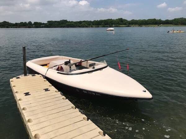 1997 aztec coyote competition ski boat w/ accessories � turn key ready
