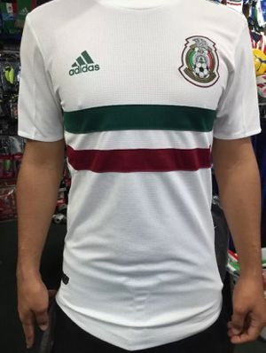 be5a39d101c Mexico 18 19 Adidas ClimaChill jerseys authentic away for Sale in Sanger
