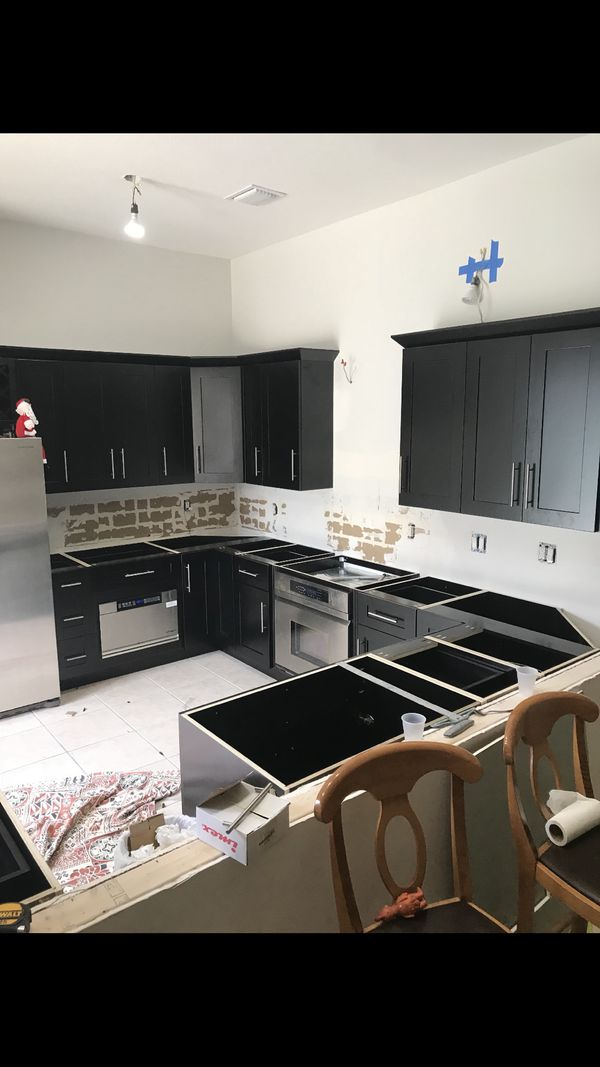 10x10 Kitchen Cabinets: Kitchen Cabinets 10x10 For Sale In Homestead, FL