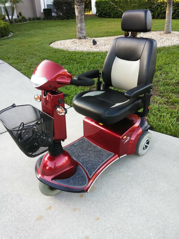 Handicap Scooter General In Spring Hill Fl Offerup