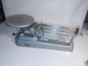 Vintage Triple Beam Scales for Sale in Silver Spring, MD
