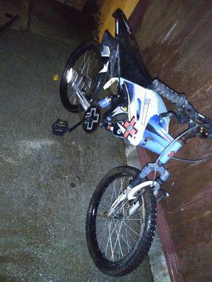 Photo Moto cross x games bike