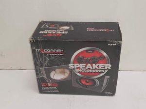 Photo Speaker Enclosures 6x9 Cajas de Bocinas Cornetas para Carros Truconnex TCS-69