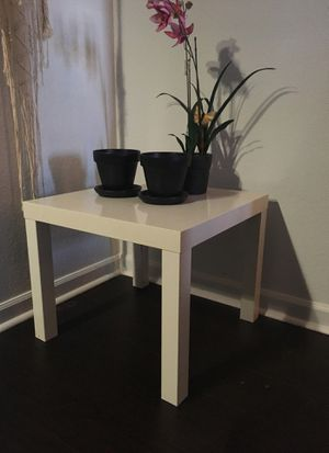 Skogsta Dining Table Acacia W Six Random Black Chairs For Sale In Colorado Springs Co Offerup