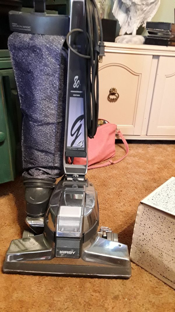 Kirby Vacuum with Carpet Cleaner. Bakersfield, CA